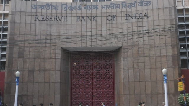 The Reserve Bank of India in Kolkata (file photo)
