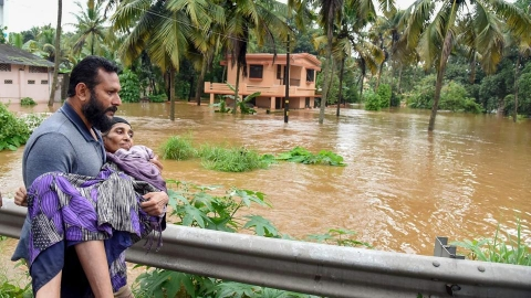Kerala needs much more than food packets or clothing