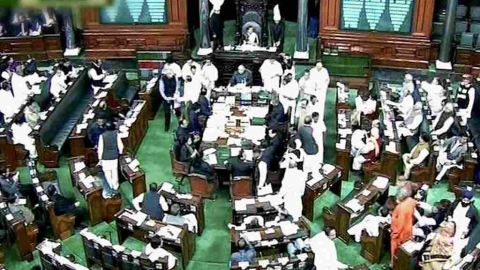 Lok Sabha passes Bill to restore SC/ST Act