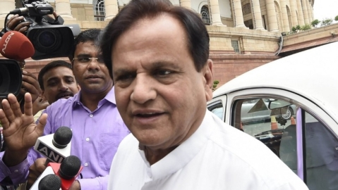 Ahmed Patel is back to being Congress treasurer ahead of 2019 polls