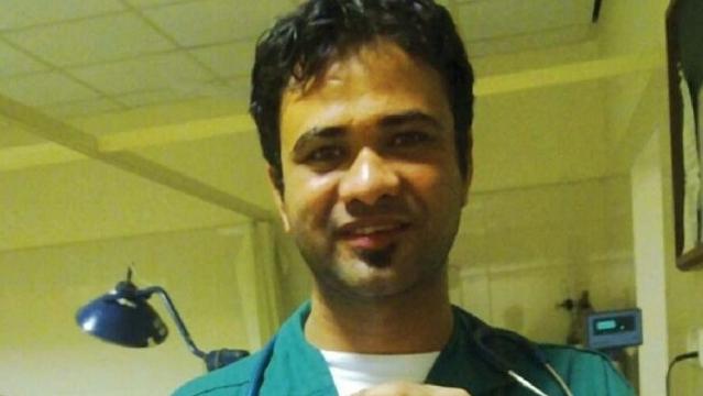 File photo of Dr Kafeel