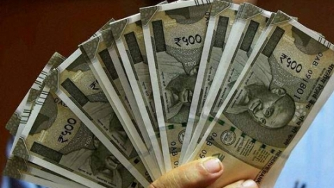 Rupee slips 36 paise, now 72.84 against US dollar