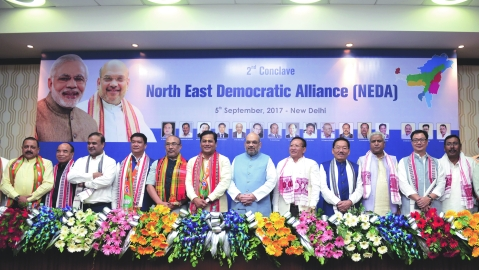 'Modi's Naga peace deal a death knell for BJP in northeast'