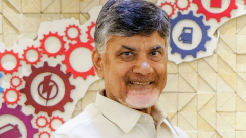 Chandrababu Naidu toys with a  'southern' Third Front