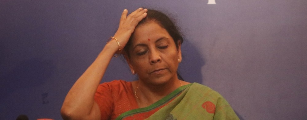 Defence Minister Nirmala Sitharaman (file photo)