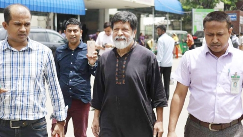 Shahidul Alam: Bangladeshi activist and photographer continues to languish in jail