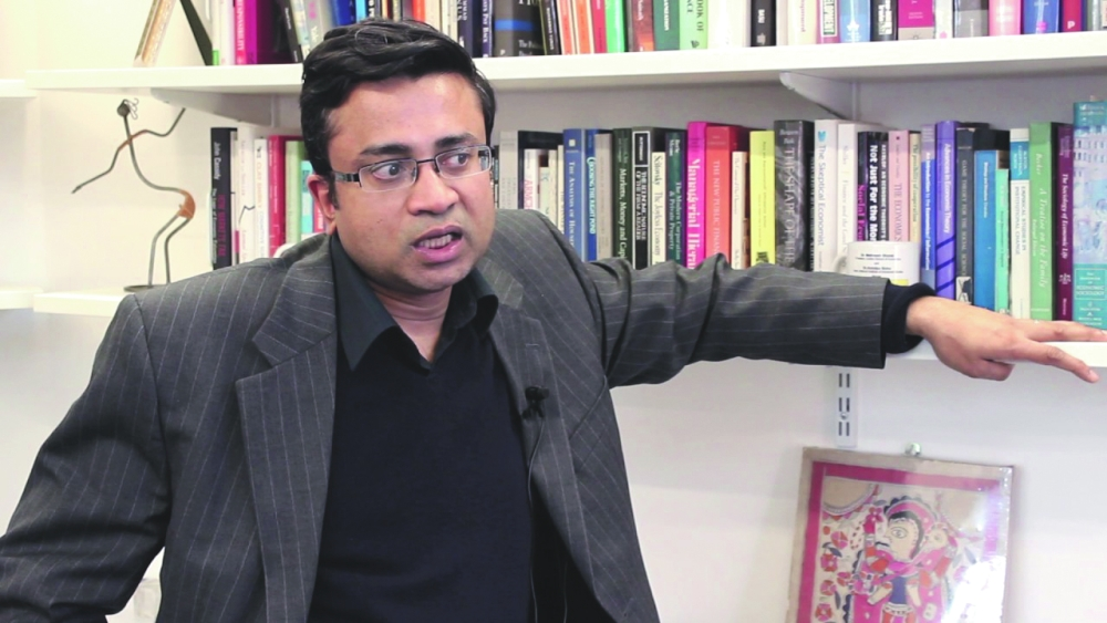 Professor of Economics at London School of Economics, Maitreesh Ghatak