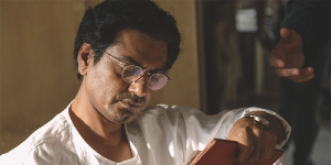 Nawazuddin Siddiqui in <i>Manto</i>