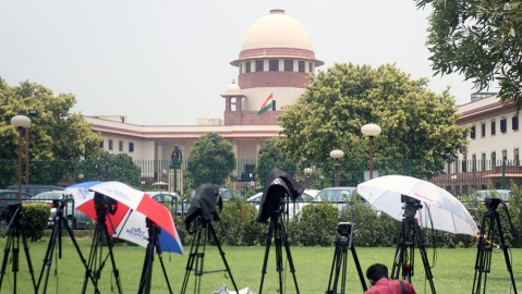 Live News: Supreme Court says Ayodhya case need not be referred to larger bench