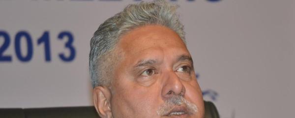 Fugitive businessman Vijay Mallya (file photo)