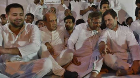 Opposition supports Congress call for Bharat Bandh to protest fuel price rise