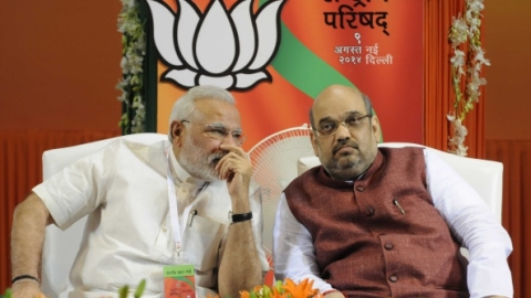 BJP extends Amit Shah's tenure going against  party constitution