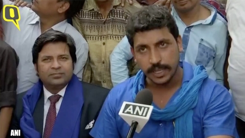 "Chandrashekhar Azad Ravan: ""I am a misfit in politics"""