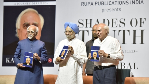 Manmohan Singh calls the Modi govt an 'all-round failure'