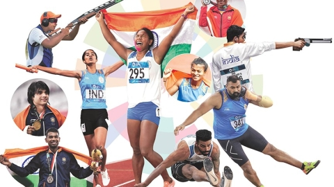 India's heroes in Asian Games 2018