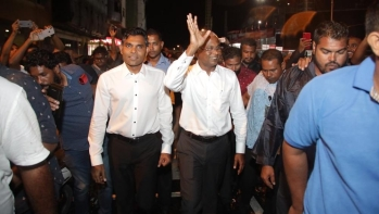 Joint Opposition candidate Ibrahim Mohamed Solih of the Maldives Democratic Party defeated Maldives President Abdulla Yameen in the presidential election held on September 23, 2018