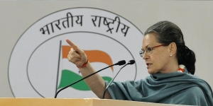 File photo of UPA Chairperson and former Congress President Sonia Gandhi