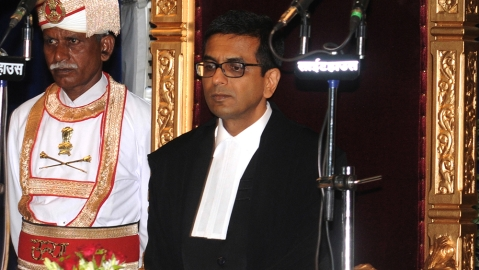 Justice DY Chandrachud's 'historic dissent' on Aadhaar verdict hailed