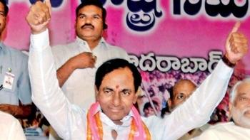 Telangana CM K Chandrshekar Rao (file photo)