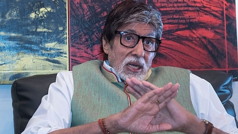 Amitabh Bachchan dodges question on Tanushree Dutta's charges against Nana Patekar