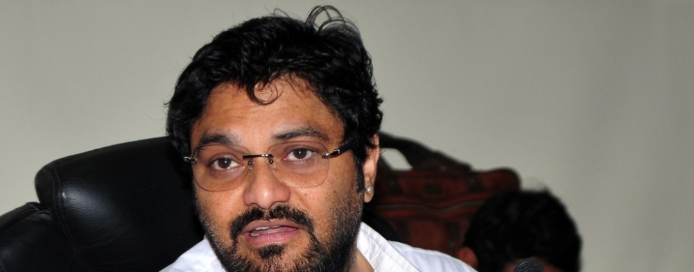 Union Minister of State for Heavy Industries Babul Supriyo (file photo)