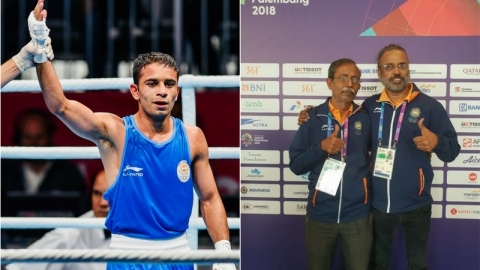 Asiad 2018:  India win gold in boxing and bridge