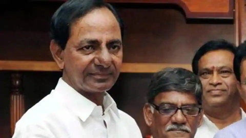 KCR tie-up with the BJP  to be kept under wraps to save Muslim votes