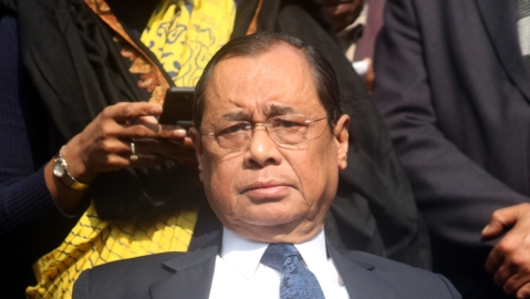 Justice Ranjan Gogoi appointed India's 46th Chief Justice