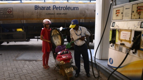 Petrol hits record ₹89 per litre in Mumbai