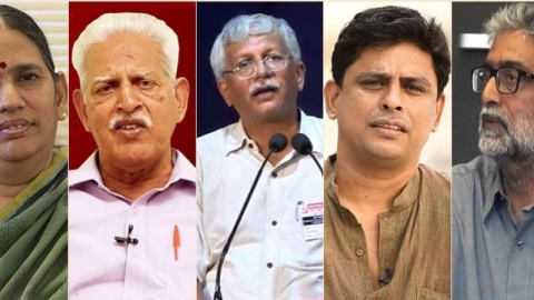 Bhima-Koregaon case: House arrest of 5 activists to continue, SC rejects SIT probe