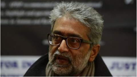 Gautam Navlakha: I cannot forget those who remain falsely accused under UAPA