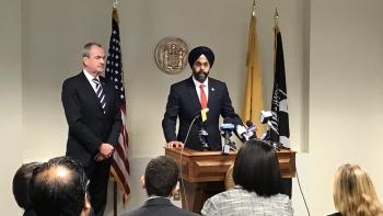 First Sikh-American attorney general Gurbir Singh Grewal