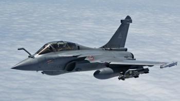 File photo of a Rafale fighter jet. Representative image