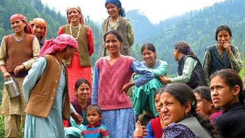HP: Tribal women fight  for inheritance rights; petition SC for justice