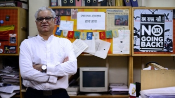 Senior lawyer Anand Grover (file photo)