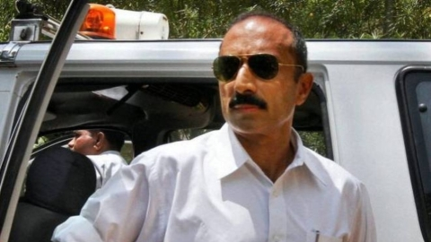 Ex-IPS officer Sanjiv Bhatt's wife says no news of him since he was picked up on Sept 5