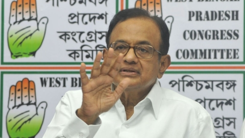 "P Chidambaram interview: ""The economic situation is grave"""