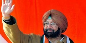 Chief Minister of Punjab Captain Amarinder Singh