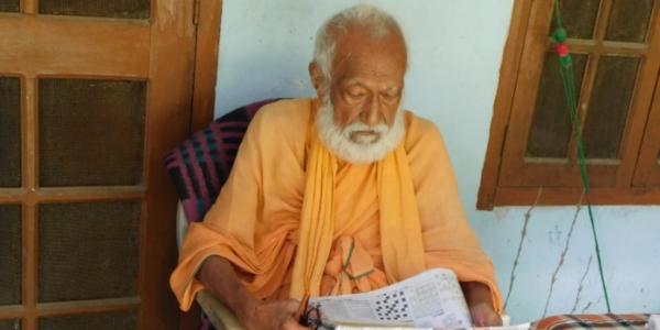 File photo of Swami Gyan Swaroop Sanand