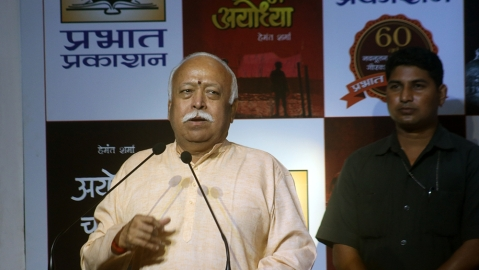 Mohan Bhagwat's RSS conclave was nothing but a damage control exercise