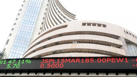 BSE: Indian equity indices higher, Sensex rises over 350 points