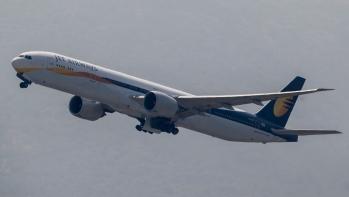 A Jet Airways plane. Representative image