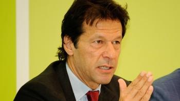 File photo of Imran Khan