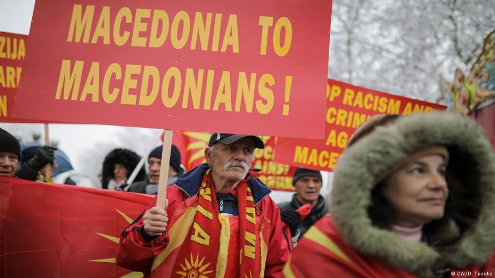 Will Macedonians settle a land-standing dispute with Greece over the name of their country, by opting to renaming it to North Macedonia on Sunday, September 30?