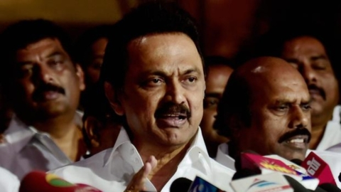 "DMK blames Modi govt for Sri Lankan crisis, asks BJP to ""come clean"" on Rajapakse"