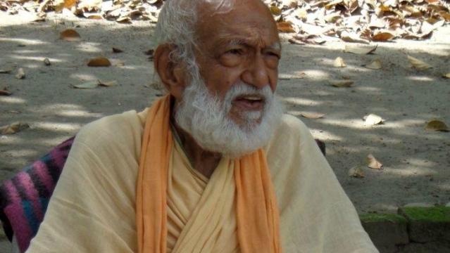 Swami Gyan Swaroop Sanand alias GD Agarwal