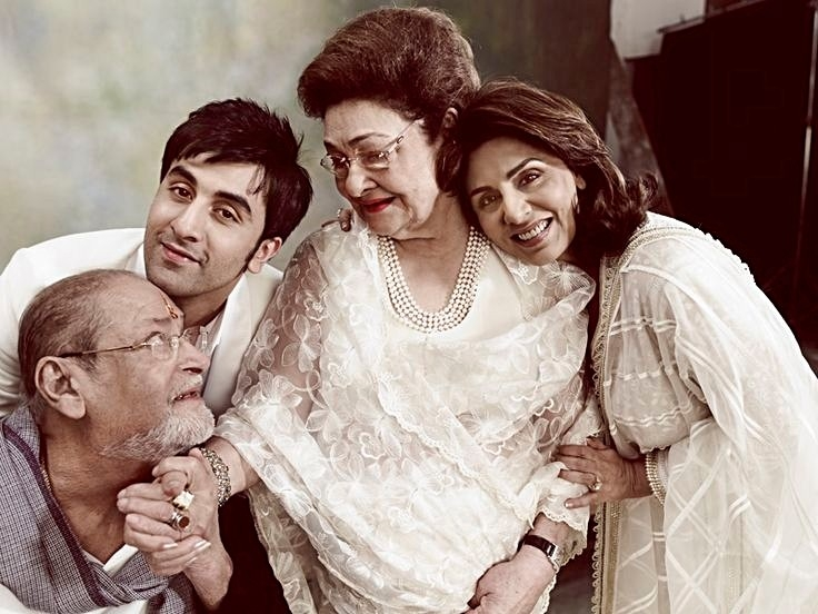 Raj Kapoor's wife, Krishna Raj passes away at 87