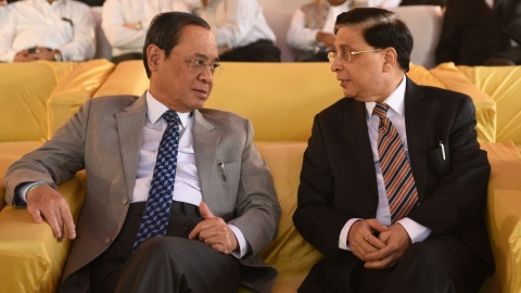 "J Ranjan Gogoi: ""What unites us? Without doubt it is the Constitution"""