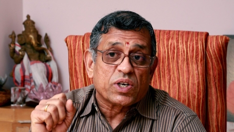 Contempt case against RSS loyalist S Gurumurthy for targeting Delhi HC judge
