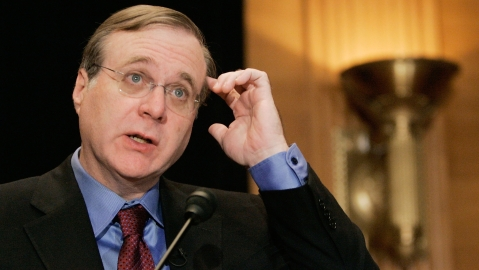 Microsoft co-founder Paul Allen dies, aged 65